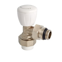 smart home radiator valves with actuator valve settings