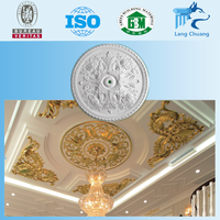 Modern Design Gypsum Cornice Moulding For Ceiling Decoration