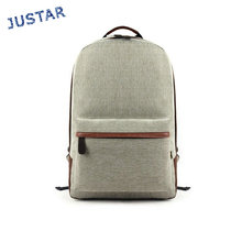 Best Sell Waxed Canvas Backpack, High Quality Custom Daily School Back Pack