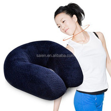 Head support massaging as seen on tv chinese neck pillow