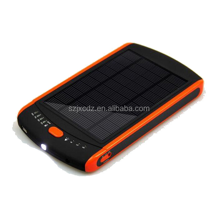 Hot solar powerbank manufacturer, solar powerbank flashlight, solar panel powerbank