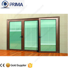 High-end Aluminium Glass Bathroom Door Design