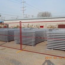 Temporary Galvanized Welded Fence Panels