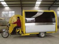 Ice Cream Tricycle 3 Three Wheel Motorcycle China Tricycle FOOD TRUCK