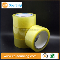 pressure sensitive adhesive tape adhesive bopp tape / low price pp tape