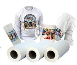 Meiqing clear heat transfer paper