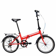 High quality wholesale cheap 20 inch steel folding bike bicycle