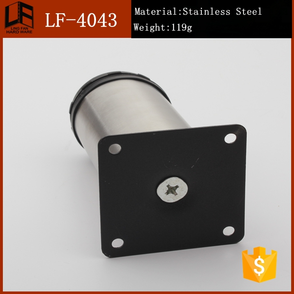 popular metal sofa feet/leg/footings brackets
