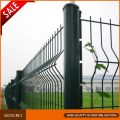 green vinyl 3x3 galvanized welded wire mesh fence