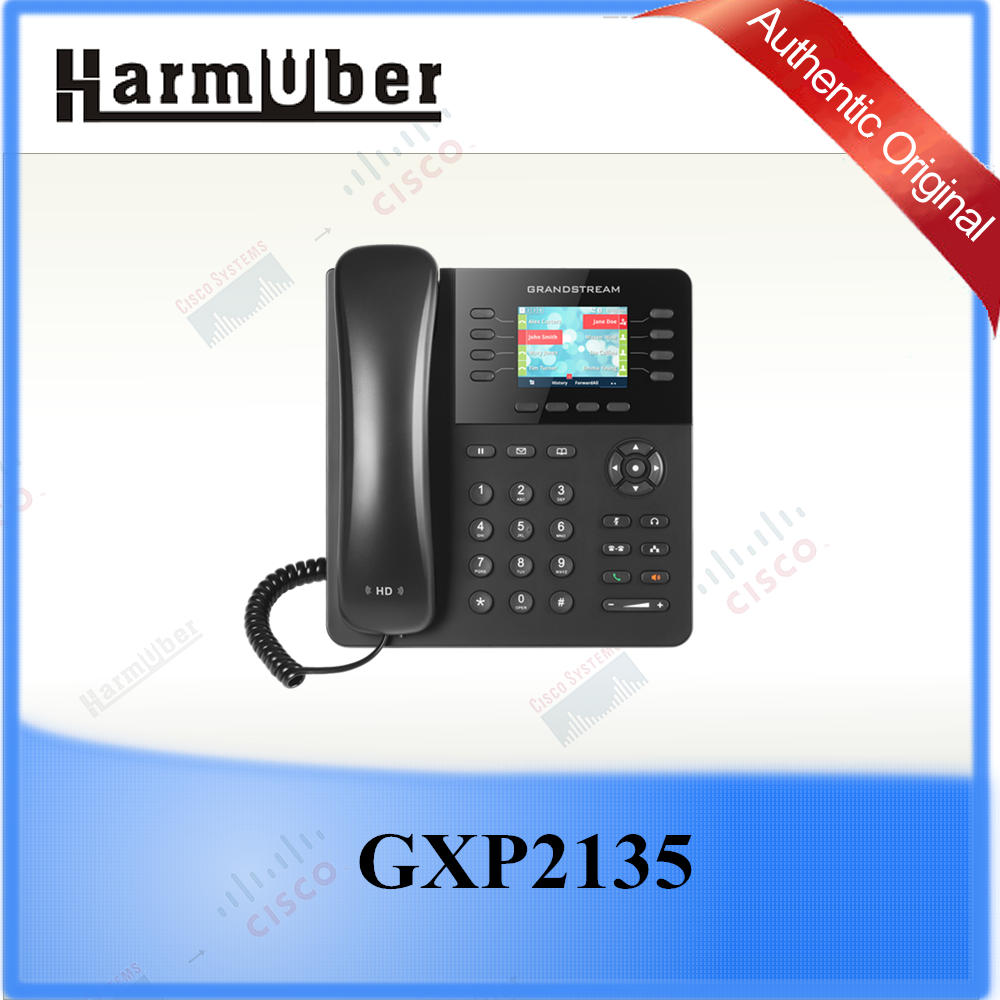 High-End IP Phone Grandstream GXP2135