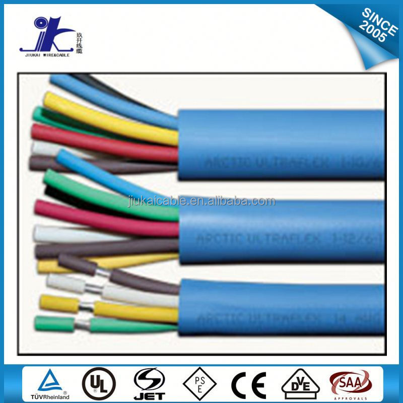 Professional Cable Manufacturer Trvv Ho3vv Twisted Pair Cable 1.5mm ...