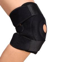 Neoprene KNEE SUPPORT Open Patella Sleeve Ligament Brace Knee Pad Wrap Sport protector 1 pcs