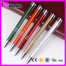 Newest cheap import metal pen, good item for ballpoint import pen
