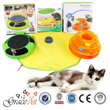 [Grace Pet] Custom logo dog and cat toys supplier