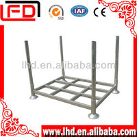 High quality metal wires pallet cages for cold storage