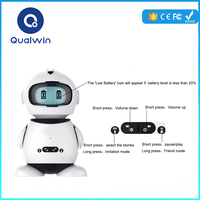 Christmas Gift Smart Robot with educational function Electronic Robot for Kids Toy to Child