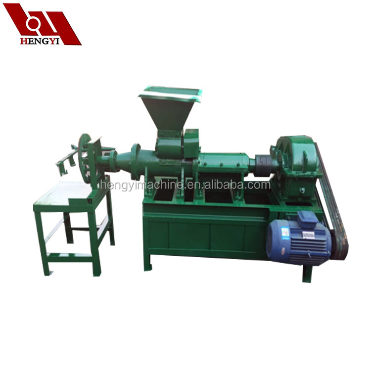 New design bbq charcoal rods stick machine/coal extruder charcoal rod making machine for sale