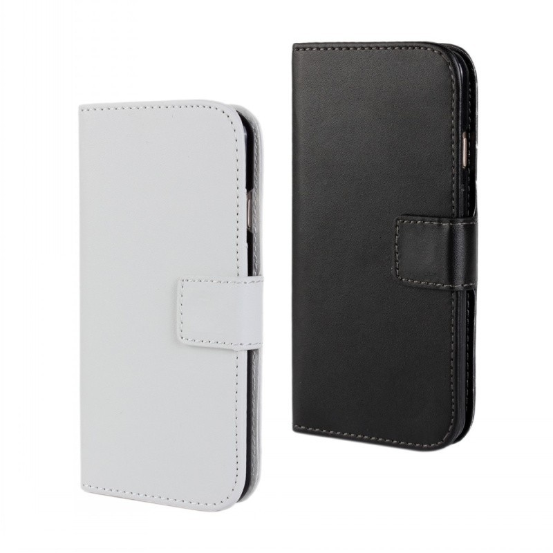 Factory price Quality PU leather flip for iphone 6 & 6 <strong>plus</strong> with wallet