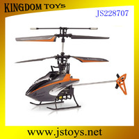 3W Metal RC Helicopter Long Fly Time With Light