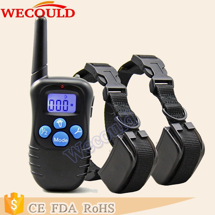 Dog Remote Training Collar 998DRB Training Beeper For 2 Dogs