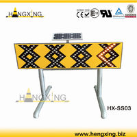 HX-SS03 Solar LED Traffic Signs