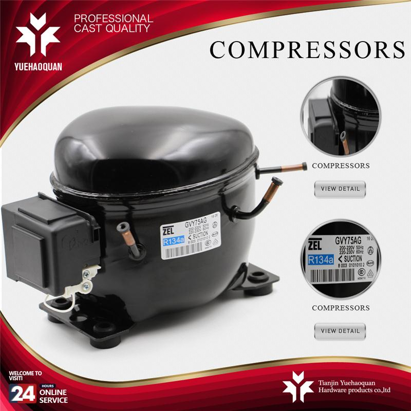 Professional commercial freezer compressor with high quality