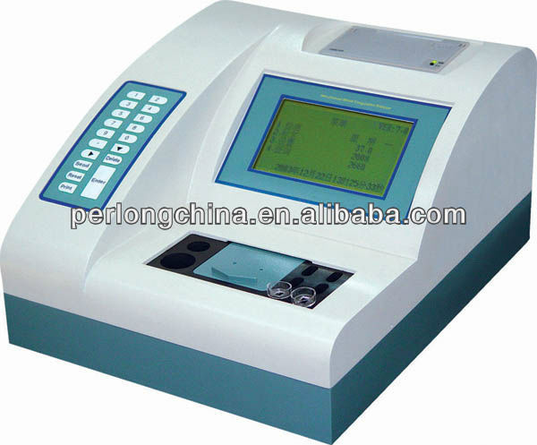 Two-channel Blood Coagulation Analyzer medical machine
