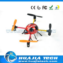 Upgrade Version 2.4G 4CH RC Quadcopter With Six-axis Gyro & LCD HJ113338 bumblebee quadcopter