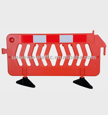 High Quality Plastic Road Crash Barrier shanghai