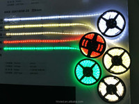 Outdoor SMD 12V IP68 5050 addressable rgb led flexible strip with CE RoHS