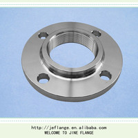 carbon steel slip-on neck flange