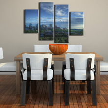 High Quality Natural Wholesale Modern Wall Art Decor Landscape Oil Painting on Canvas