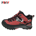 2018 new design comfortable waterproof hiking shoes men