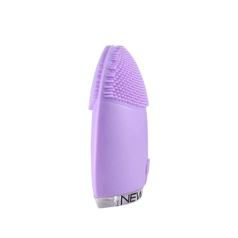 2018 new silicone facial wash brush for cleaning