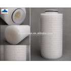 Imported asymmetric PES membrane High flow cartridge filter