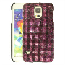 For Samsung Galaxy S5 crystal Mobile Phone Case ,2016 new new android phone Hard back cover for samung phone