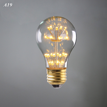 China Factory Import Products Decorative A19 Led Lamp Bulb e27