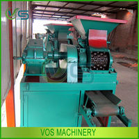 Durable Performance and Full Automatic Dry Powder Ball Press Machine/Brequette making machine