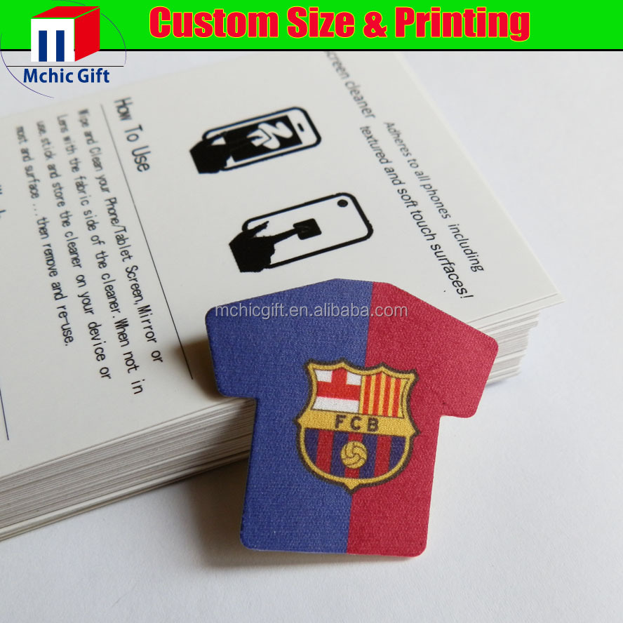 2015 New style sticky note pad/football fans products with cheap price