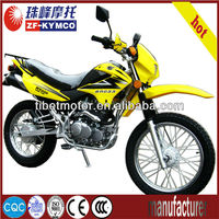 Hot-selling automatic 4 stroke dirt bike on promotion ZF200GY
