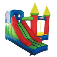 Promotion Free Shipping By DHL 3.5x3x2.1m Kids Mini Inflatable Bouncer Castle for Sale