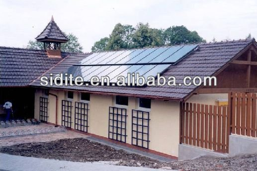 Mono Low Iron Rolled Glass Solar PV Pannel