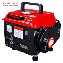 KINGCHAI 950 Portable Small Model 2-Stroke Gasoline Generator with Power 400W 500W 650W for Home Use