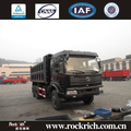 Best selling truck 6x4 China new left hand drive tipper dump truck