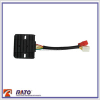 RATO 200cc racing motorcycle spare parts 12v voltage regulator rectifier for EX200, RT200