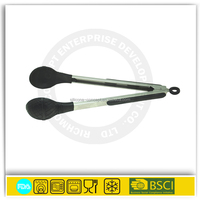 New Design Foodsilicone tongs/Silicone Cooking Tools