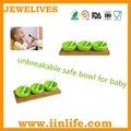 unbreakable safe baby bowl/Safe Children Dinnerware