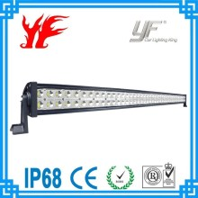 Factory direct sell IP68 waterproof 288w 50 inch double row 4x4 car LED driving light bar