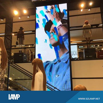 High quality HD P1.6 indoor LED screen