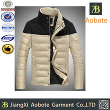 2015 Hot Selling Breathable Outdoor Sex Man Winter Jacket